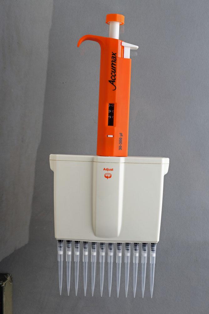 Accumax VA-FA Multichannel Pipette